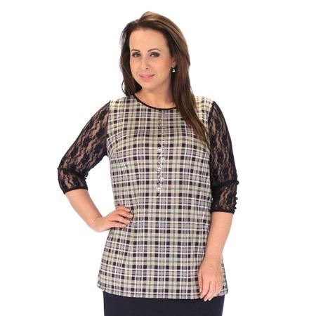 Купить Блуза Wisell «Праздничное настроение»