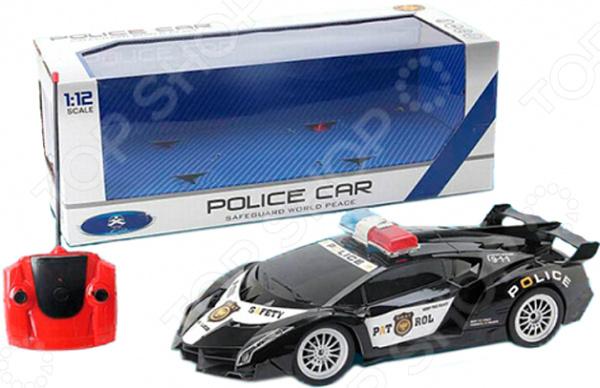 Машинка на радиоуправлении Yako «Полиция» 1724291