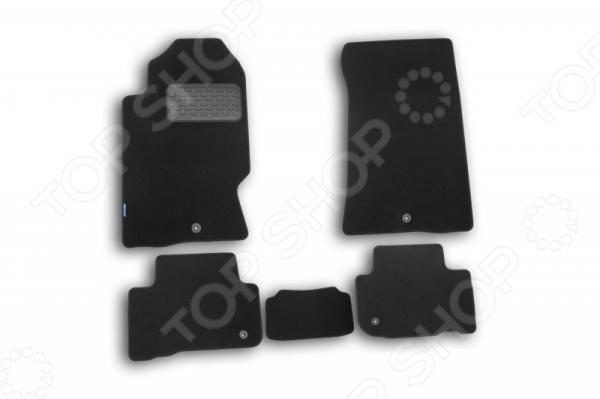 Комплект ковриков в салон автомобиля Novline-Autofamily SsangYong Rexton 2006 аксессуар чехол g case slim premium для iphone 6 4 7 inch metallic gg 541