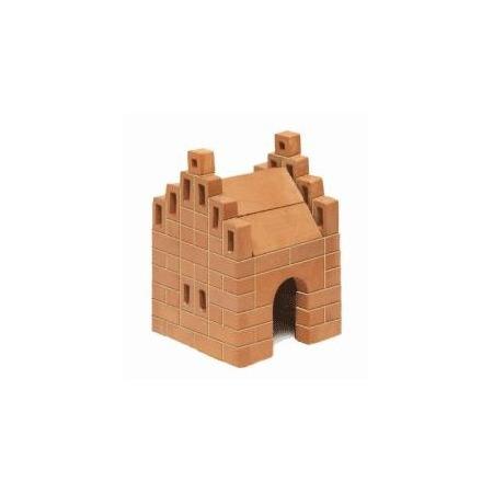 Купить Конструктор из глины Brick Master «Кирпичики. Домик»