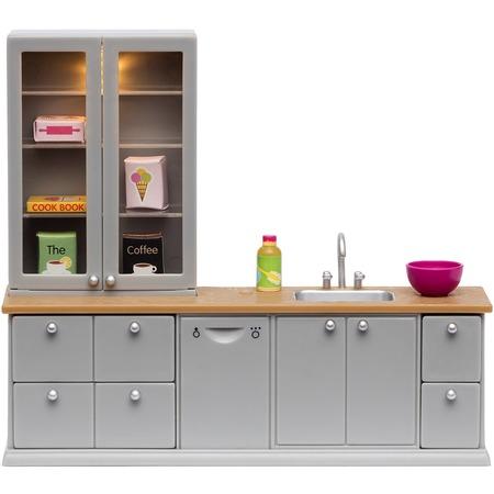 Купить Набор мебели для куклы Lundby «Кухня»