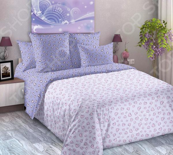 Комплект постельного белья ТексДизайн «Затаив дыхание»