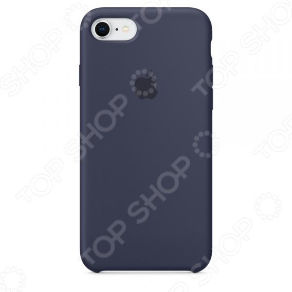 Чехол для Apple iPhone 7/8    /Темно-синий