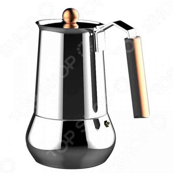 Кофеварка гейзерная Bergner BG-0671