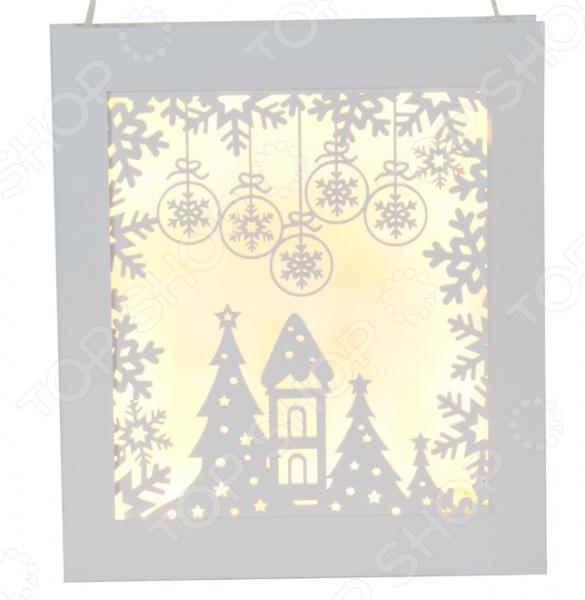 Zakazat.ru: Светильник декоративный 270-82 Frame Snowflake