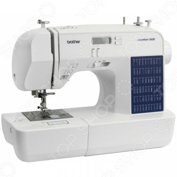 Машинка швейная Brother Comfort 60E швейная машинка brother comfort 60e
