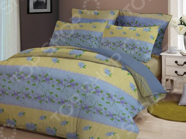 Комплект постельного белья МарТекс «Наслаждение»