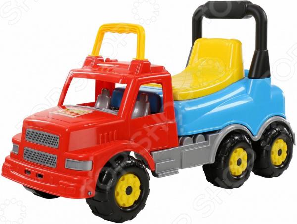 Автомобиль-каталка Wader MaxiTruck «Буран»