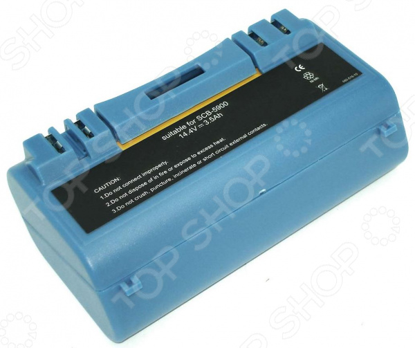 Батарея аккумуляторная для пылесоса iRobot Scooba 5900/330/340/380/6000/5800/5950/5999