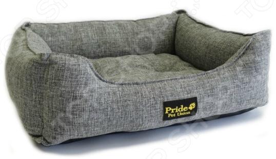 Лежак для домашних животных Pride «Прованс». Цвет: графитовый