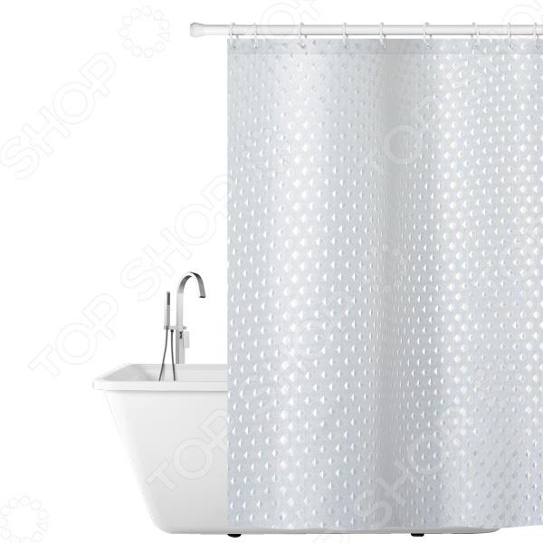 Штора для ванной Tatkraft Purl