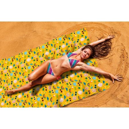 Купить Покрывало пляжное Сирень «Летний отпуск»