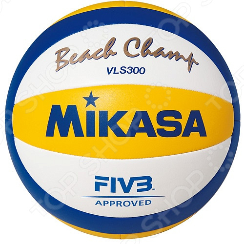 Мяч волейбольный пляжный Mikasa VLS300