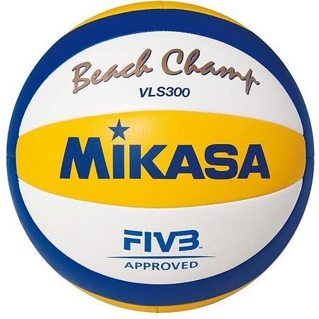 Купить Мяч волейбольный пляжный Mikasa VLS300