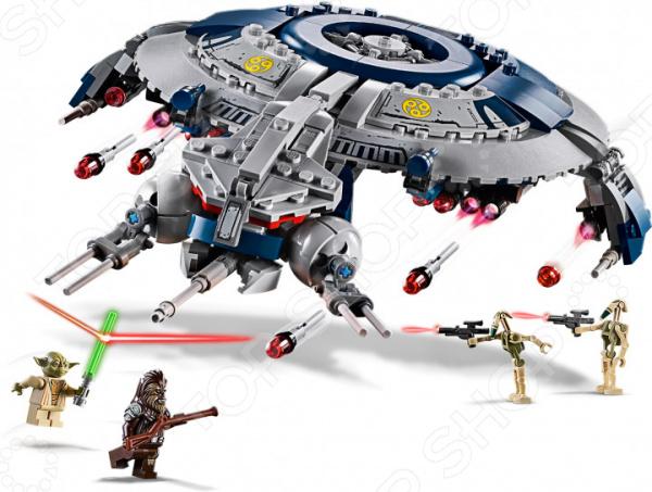 Конструктор для мальчика LEGO 75233 Star Wars «Дроид-истребитель»