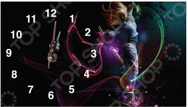 Часы настольные Let us dance 38262