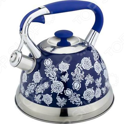 Чайник со свистком Bekker Premium BK-S588 bekker premium bk 1577