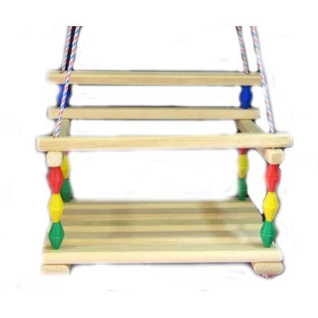 Купить Качели для детей Деревянные игрушки - Владимир «Гномик». В ассортименте