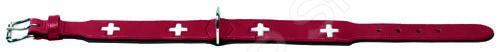 Ошейник для собак Hunter Swiss ошейник hunter collar maui vario plus m 36 55cм сетчатый текстиль красный для собак