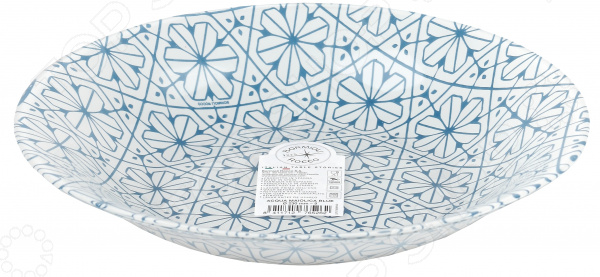 Тарелка суповая Bormioli Rocco Maiolica