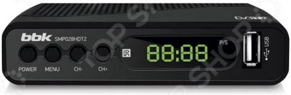 Ресивер BBK SMP-028 HDT2