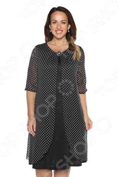 Платье Гранд Гром «Творческий полет». Цвет: черный платье svesta цвет черный