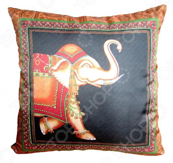 Подушка декоративная Gift'n'Home «Слон Марракеш»