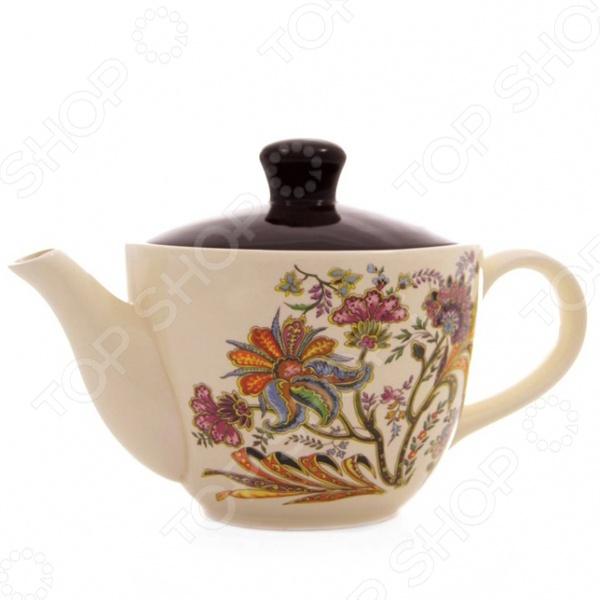 Чайник заварочный Loraine LR-24858 чайник заварочный loraine lr 23768 0 7л белый с рисунком ромашки