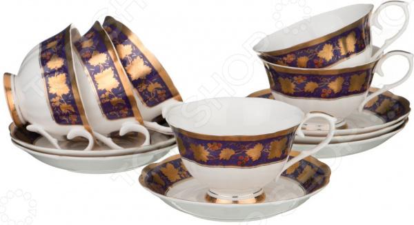 Чайный набор Lefard 760-238 стеллар детская посуда чайный набор
