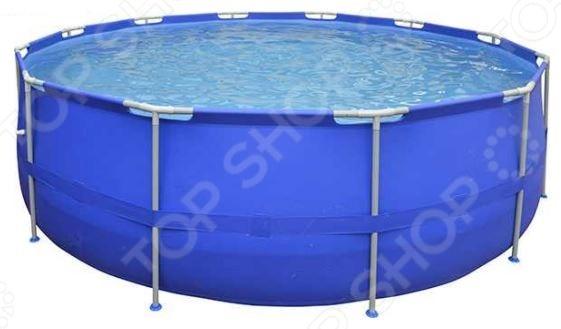 Бассейн каркасный Jilong Round Steel Frame Pools JL016093NG
