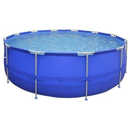 Купить Бассейн каркасный Jilong Round Steel Frame Pools JL016093NG