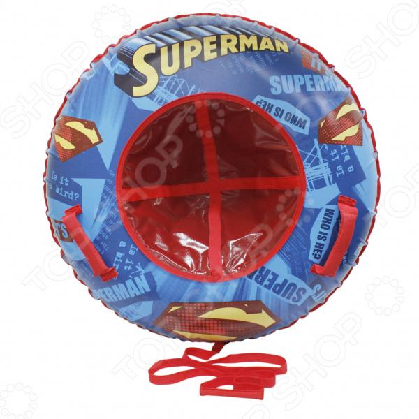 Тюбинг 1 Toy «Супермен» Тюбинг 1 Toy «Супермен» /