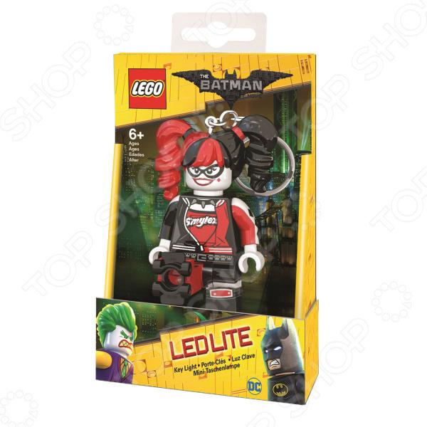 Брелок-фонарик LEGO Harley Quinn
