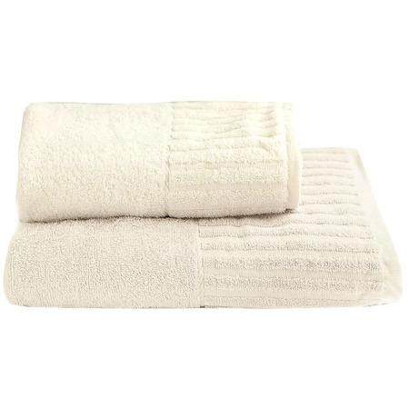 Купить Комплект из 2-х махровых полотенец BONITA «Ваниль»