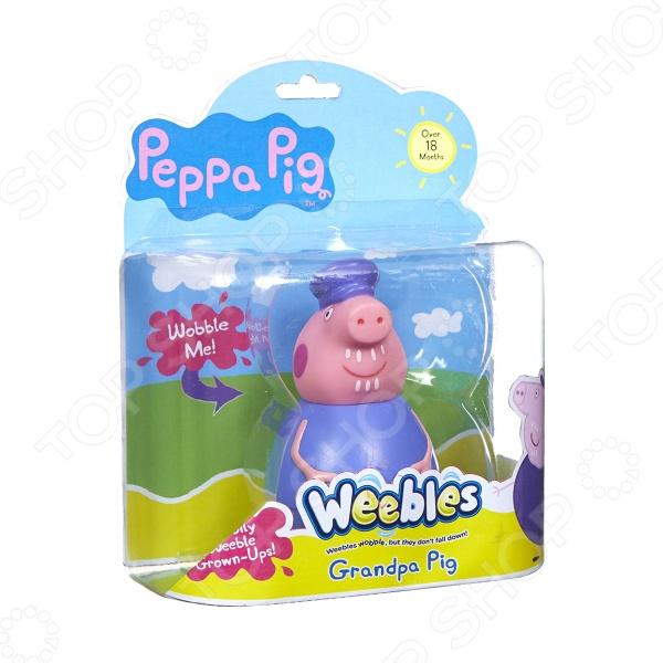 Zakazat.ru: Неваляшка Peppa Pig «Дедушка Пеппы»