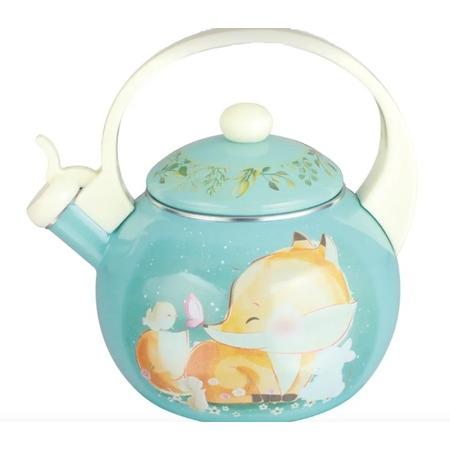 Купить Чайник со свистком Kelli KL-4113