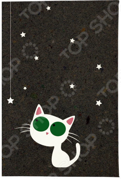 Визитница Mitya Veselkov «Кошка и звезды» стоимость
