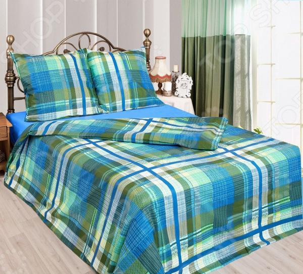 Комплект постельного белья Сова и Жаворонок «Викинг». 2-спальный