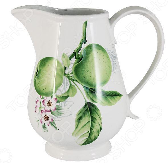 Кувшин Imari «Зеленые яблоки»