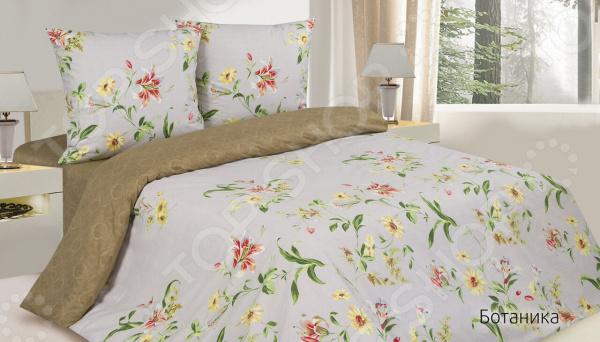 Комплект постельного белья Ecotex «Ботаника»
