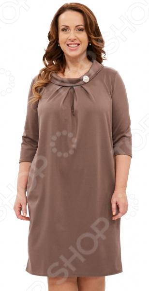 Платье Pretty Woman «Любимица солнца». Цвет: капучино кольцо с цоизитом любимица