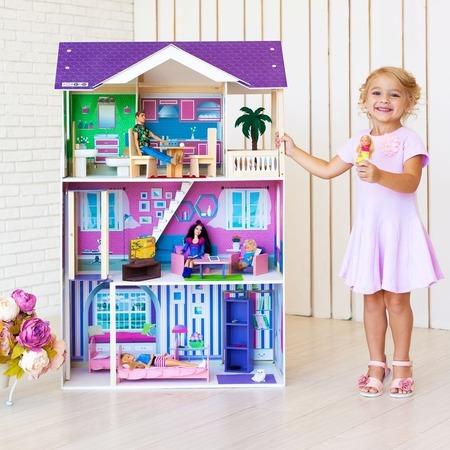 Купить Кукольный дом с аксессуарами PAREMO «Флоренция»