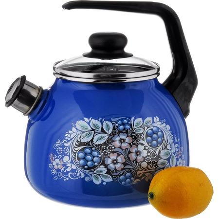 Купить Чайник со свистком Северсталь «Вологодский сувенир»
