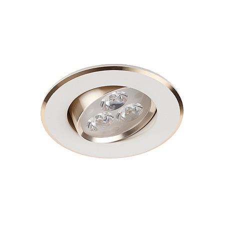 Купить Светильник потолочный Эра KL LED2AGD/WH