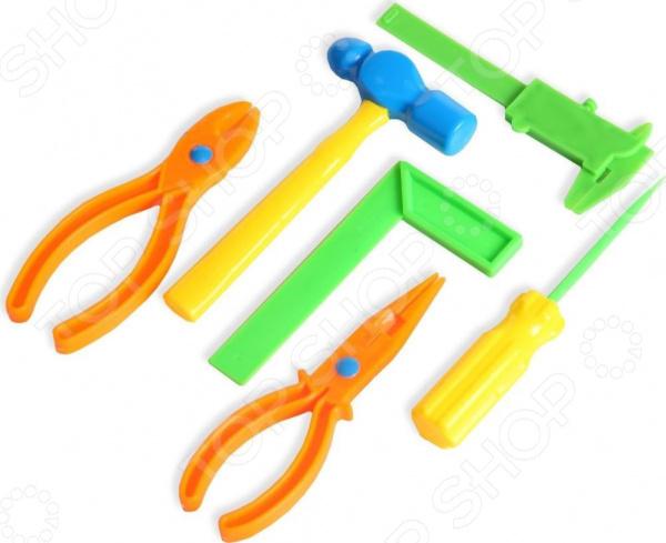 Набор инструментов игровой Yako 1724727 yako toys игровой набор 3 в 1 я автодизайнер