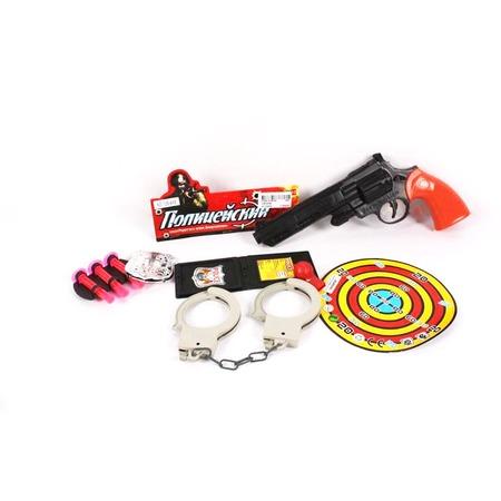 Купить Игровой набор для мальчика 1 Toy «Полицейский»
