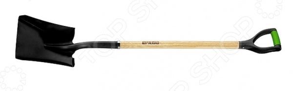 Лопата совковая PALISAD 61448 совковая лопата truper pcl pe 31174
