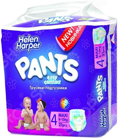 Трусики-подгузники Helen Harper Easy Comfort (8-13 кг) Трусики-подгузники Helen Harper Easy Comfort (8-13 кг) /