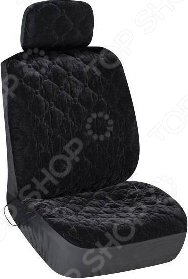 Чехол для сиденья с подогревом и терморегулятором SKYWAY S02202002