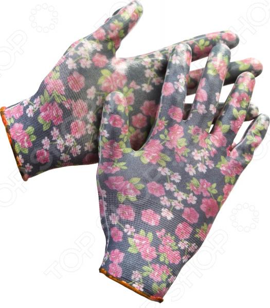Перчатки садовые Grinda 11297 Перчатки садовые Grinda 11297-S /S-M